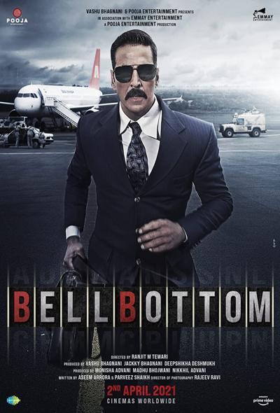 دانلود فیلم بل بوتوم Bell Bottom 2021  دوبله فارسی + زیرنویس فارسی
