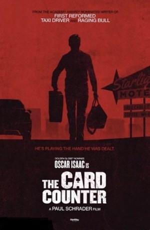 دانلود فیلم شمارنده کارت  The Card Counter 2021 دوبله فارسی + زیرنویس فارسی