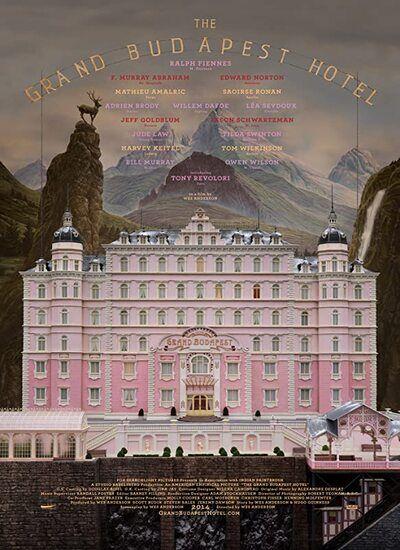 دانلود فیلم هتل بزرگ بوداپست  The Grand Budapest Hotel 2014 دوبله فارسی + زیرنویس فارسی