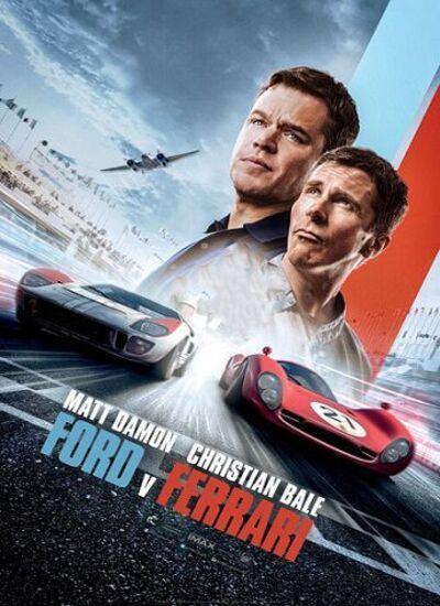دانلود فیلم فورد در برابر فراری دوبله فارسی 2019 Ford v Ferrari  زیرنویس فارسی + دوبله فارسی