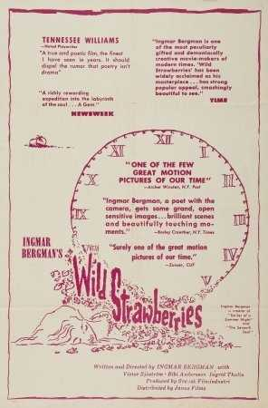 دانلود فیلم Wild Strawberries 1957 دوبله فارسی