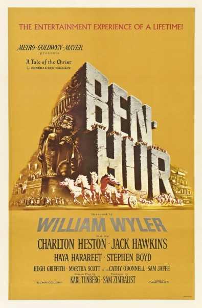 دانلود فیلم Ben-Hur 1959 بن هور دوبله فارسی