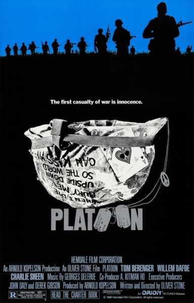 دانلود فیلم Platoon 1986 جوخه دوبله فارسی