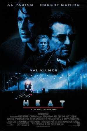 دانلود فیلم Heat 1995 دوبله فارسی