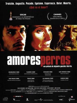 دانلود فیلم Amores Perros 2000 عشق سگی با دوبله فارسی +  زیرنویس فارسی