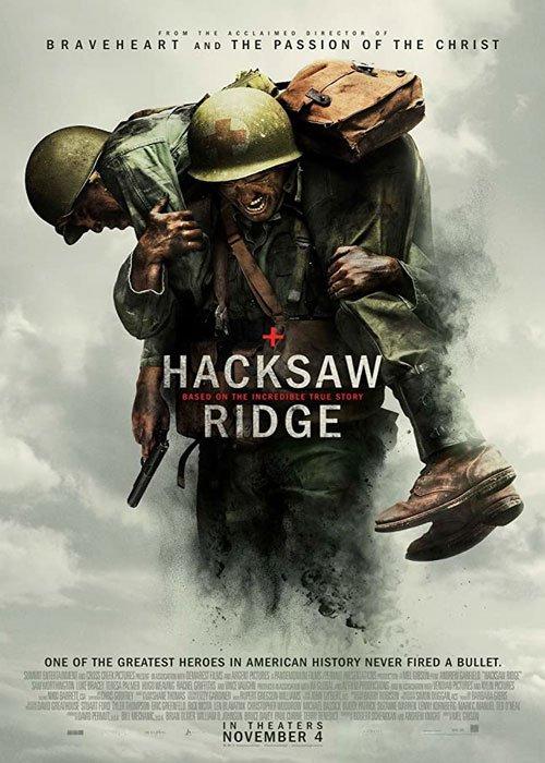 دانلود فیلم Hacksaw Ridge 2016با دوبله فارسی