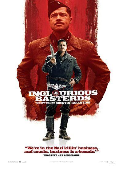 دانلود فیلم پست فطرت های لعنتی دوبله فارسی Inglourious Basterds 2009 دوبله فارسی+ زیرنویس فارسی چسبیده