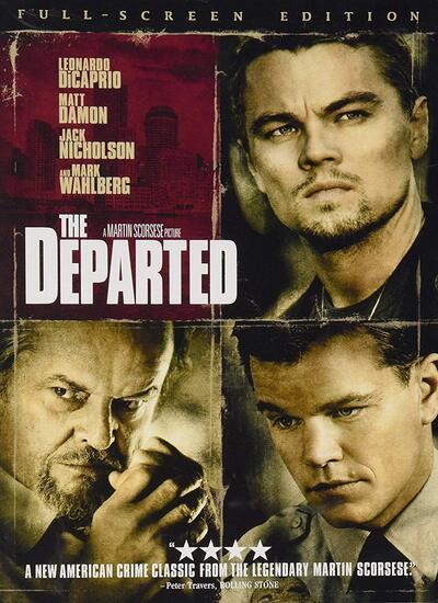 دانلود فیلم The Departed 2006 دوبله فارسی+ زیرنویس فارسی چسبیده